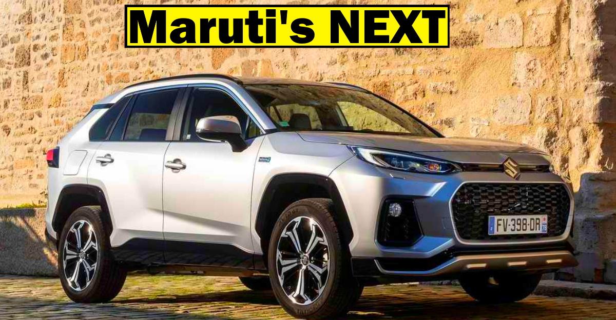 Maruti Suzuki to take on the Hyundai Creta with a new mid-size SUV
