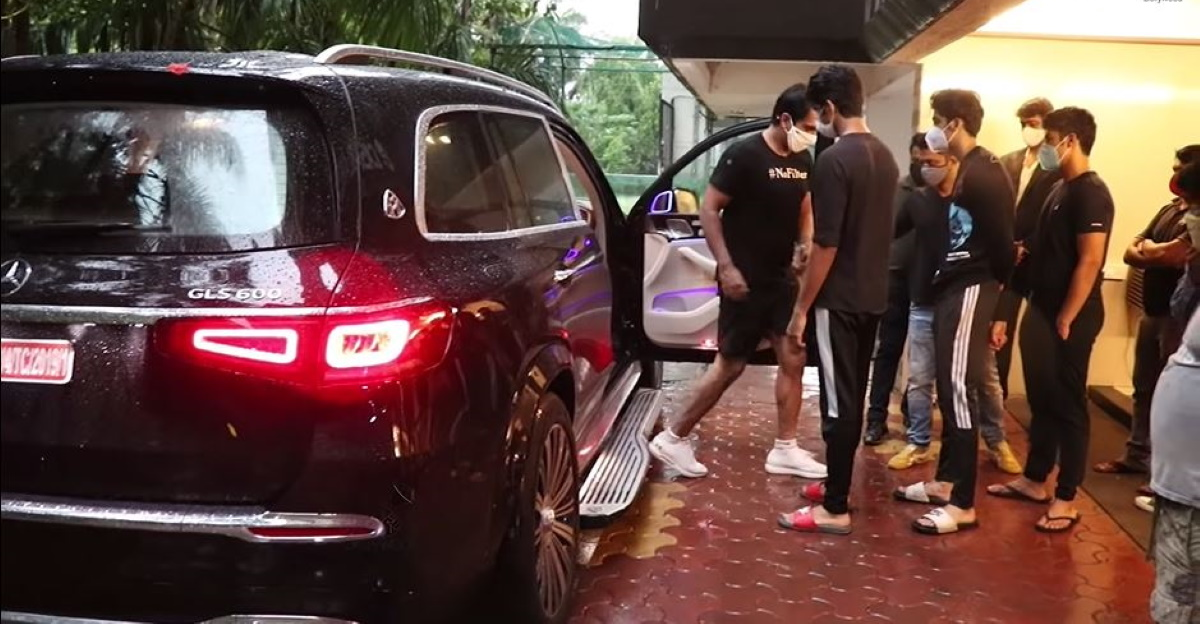 Sonu Sood: I haven't bought my son a Mercedes Maybach luxury SUV