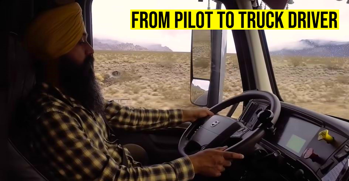 How Indian Sikhs are changing the trucking culture in USA [Video]