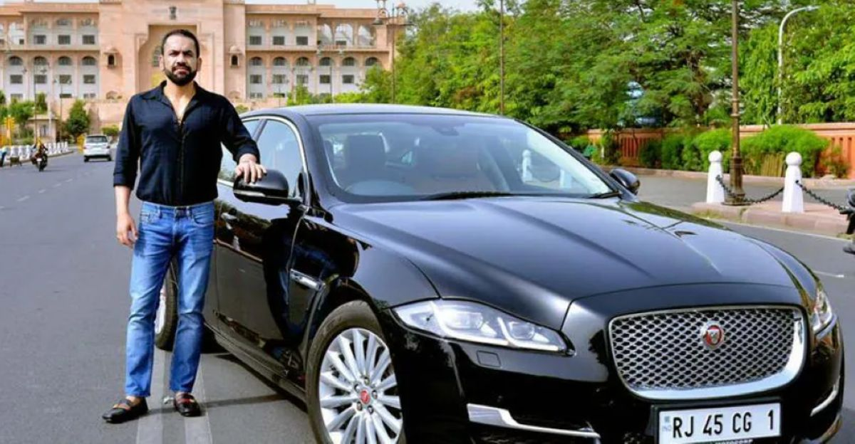 A cycle repair mechanic now owns Jaguar XJL and BMW 5-Series: Rags to Riches story