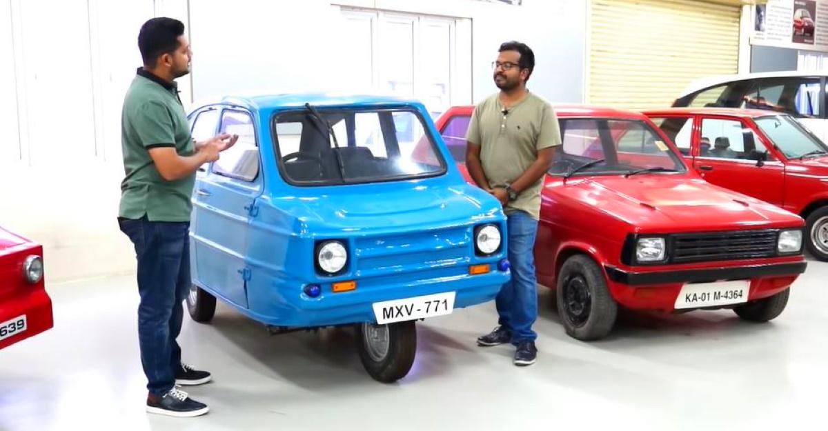 Sipani Badal: Story behind India's first three wheeled car