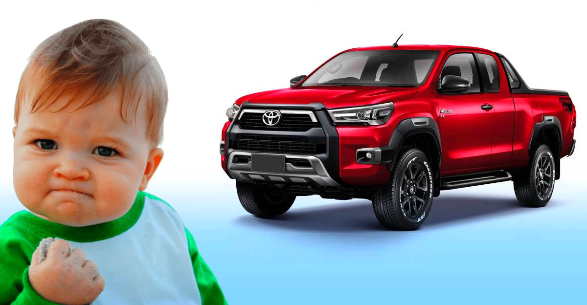 Toyota Hilux to soon launch in India: Will rival Isuzu V-Cross