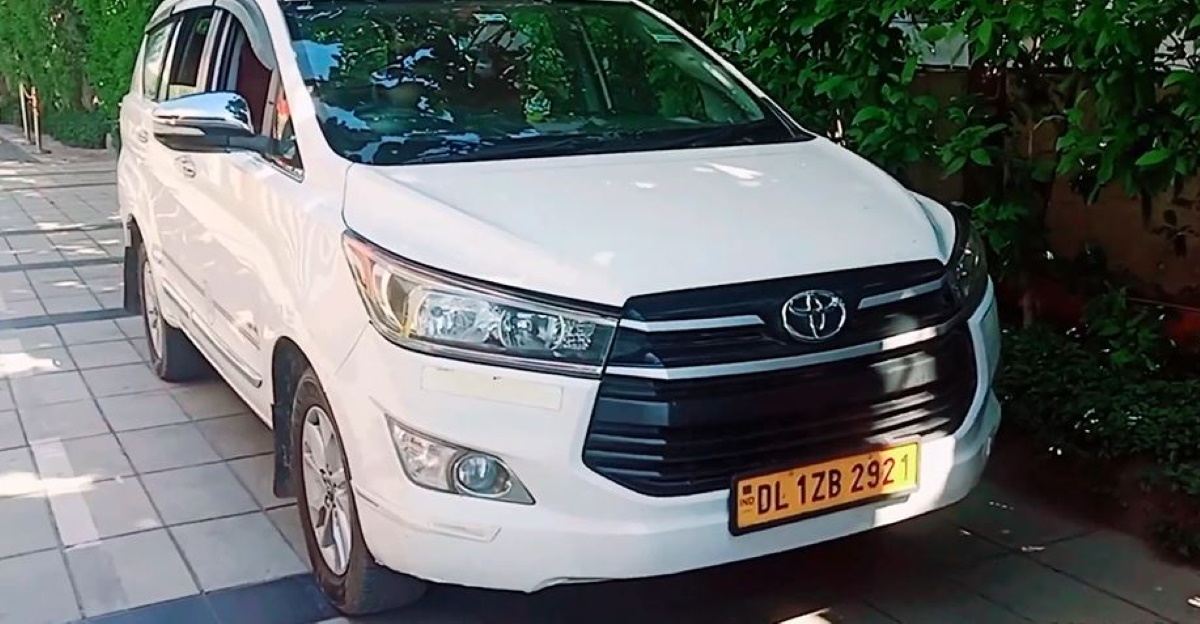 Toyota Innova Crysta after 2 lakh kms: What it drives like [Video]