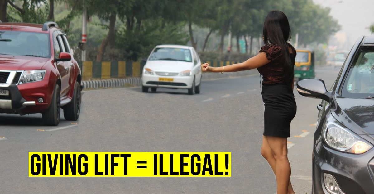 Unknown Traffic Offences Of India That You Can Get Busted For