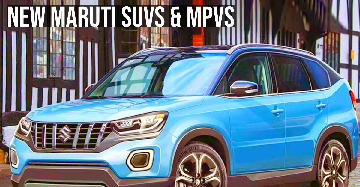 Upcoming Maruti Suzuki SUVs & MPVs: From 5 door Jimny to Creta-rival