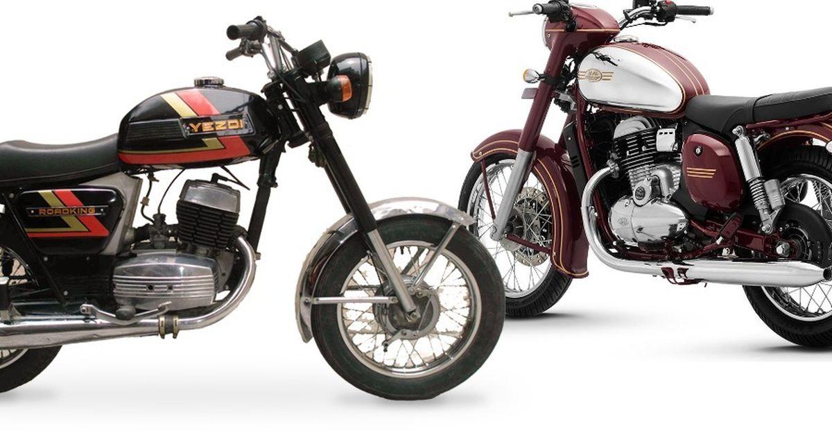 Classic Legends to reintroduce Yezdi brand, & 650cc BSA motorcycles