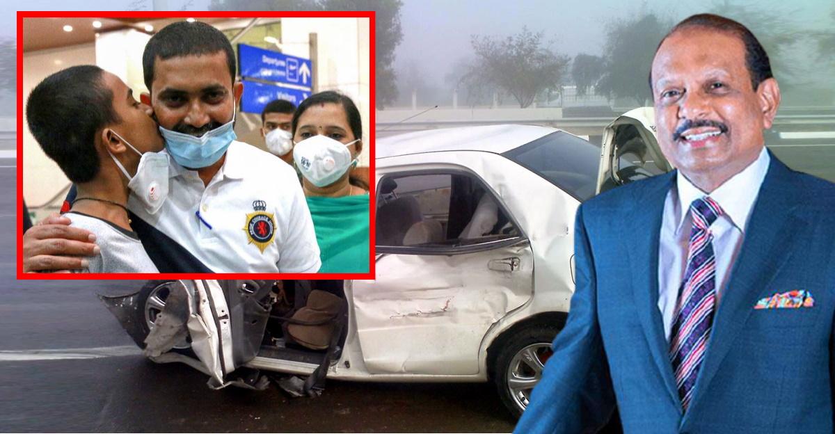 Kerala man gets death sentence after fatal car crash: Lulu Mall's billionaire owner pays 1 cr & gets him released