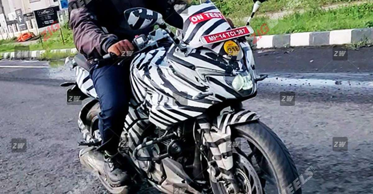 Bajaj Pulsar 250 spied ahead of launch: Clear Images