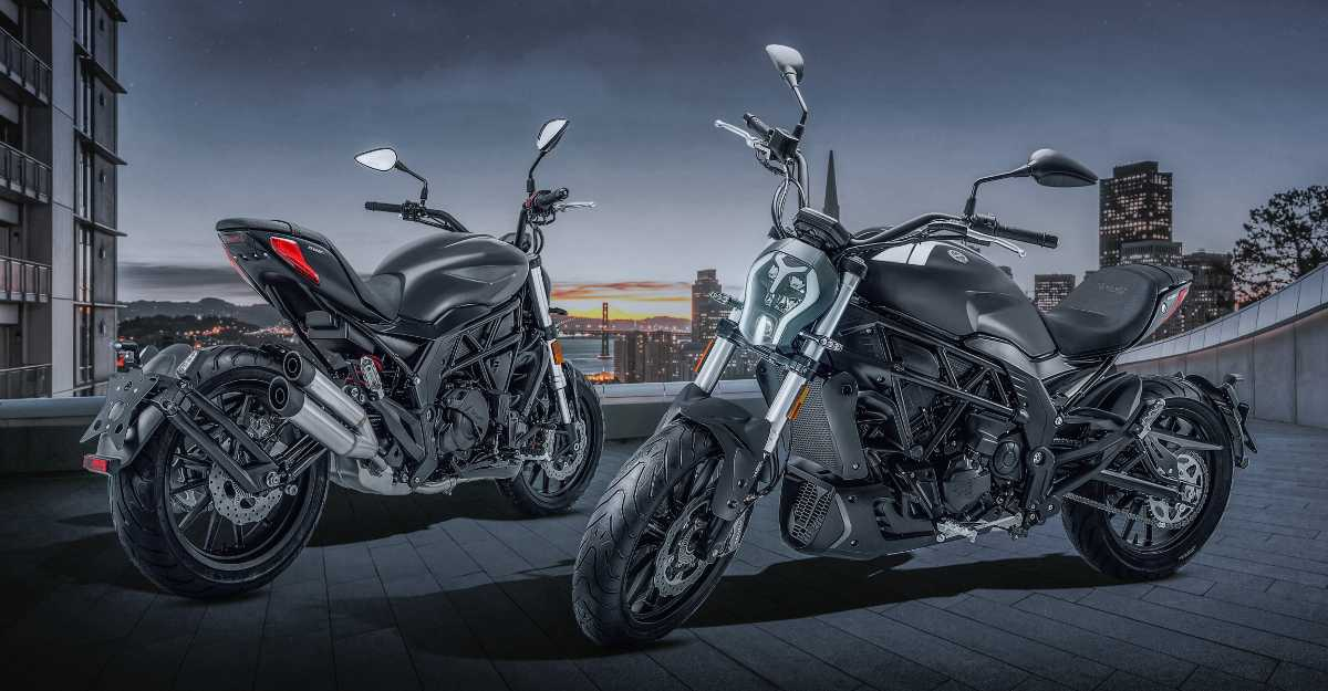 Benelli 502C launched in India; Rs 1 lakh cheaper than Kawasaki Vulcan S