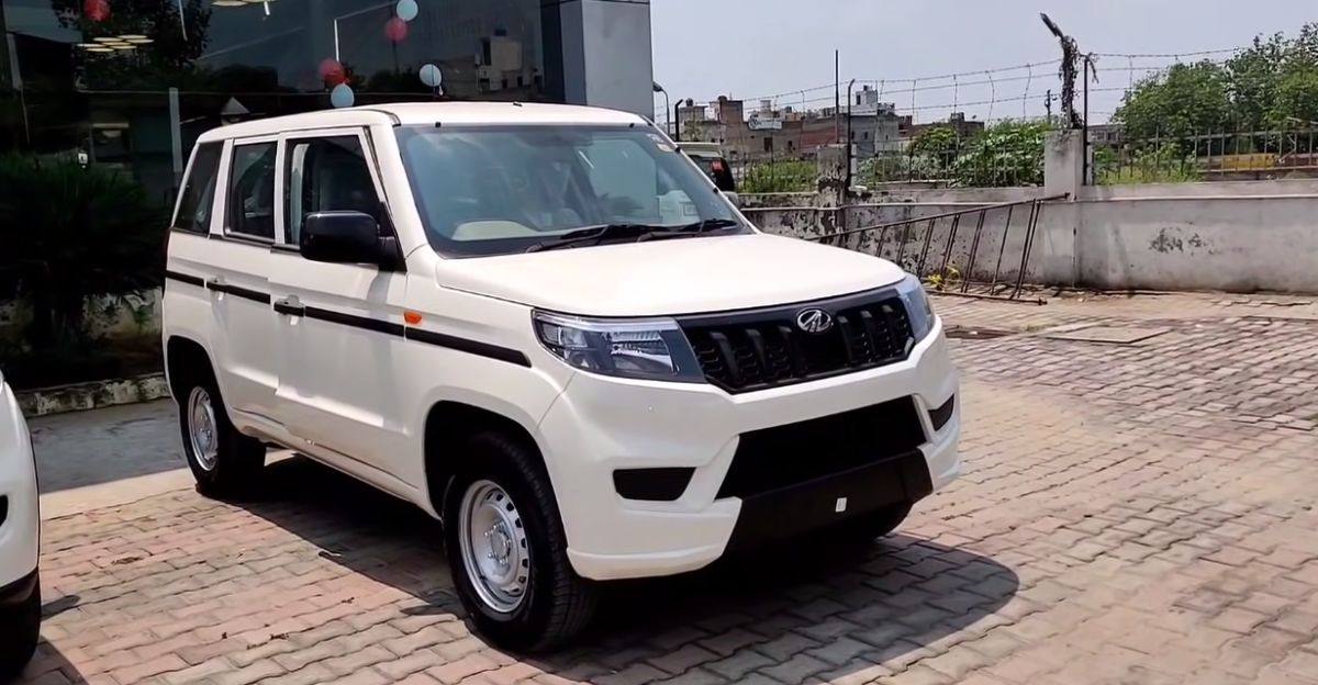 Mahindra Bolero Neo sub-4 meter compact SUV in a fuel efficiency test