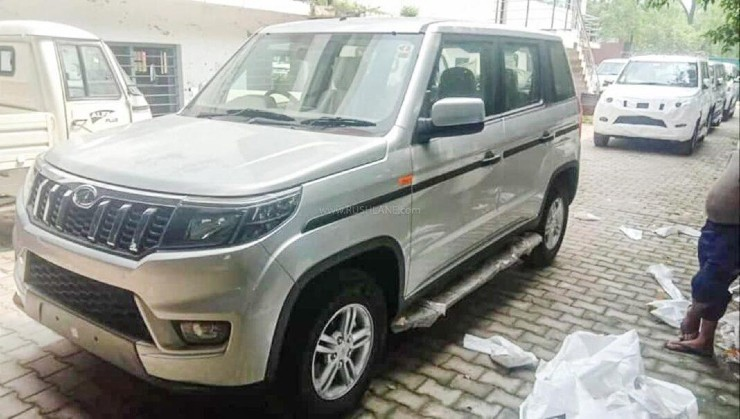 Mahindra Bolero Neo starts arriving at the dealerships before official launch