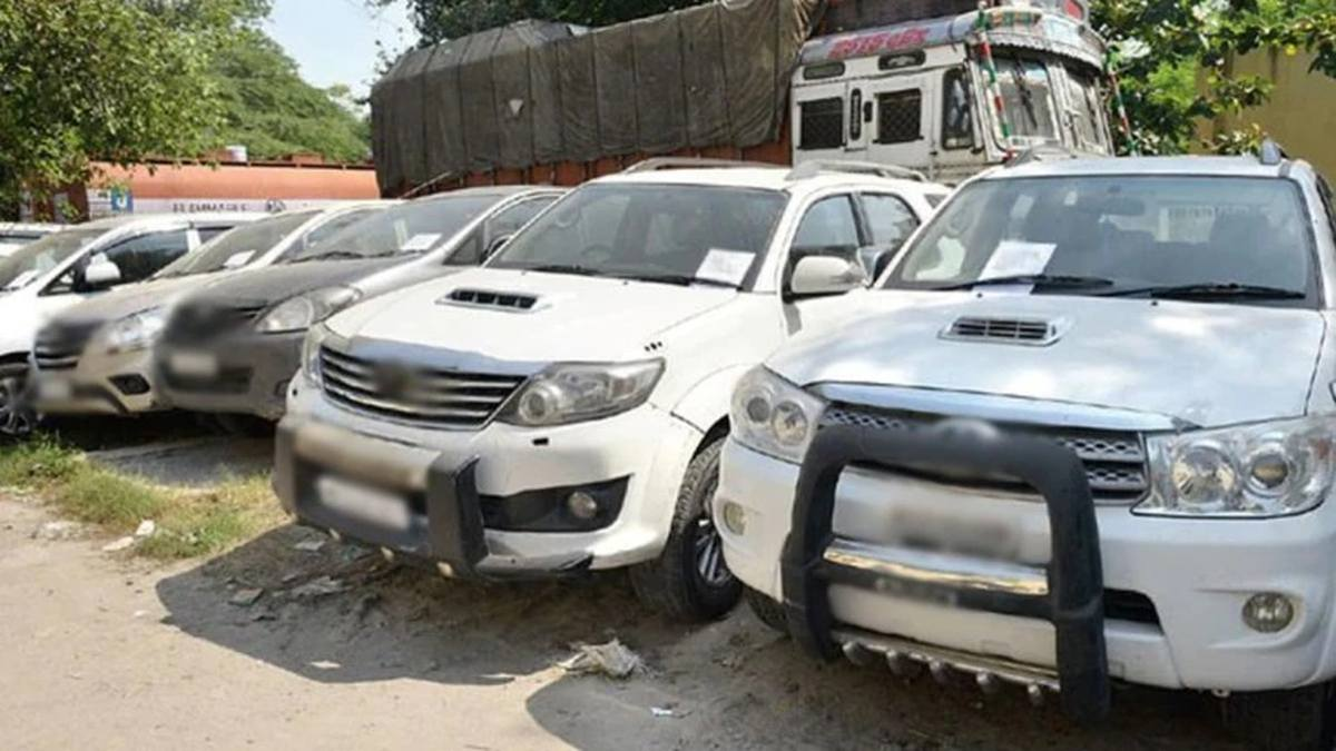 Delhi is India's vehicle theft capital: One vehicle stolen every 12 minutes