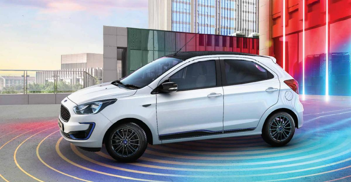 Ford Figo automatic hatchback to be launched tomorrow