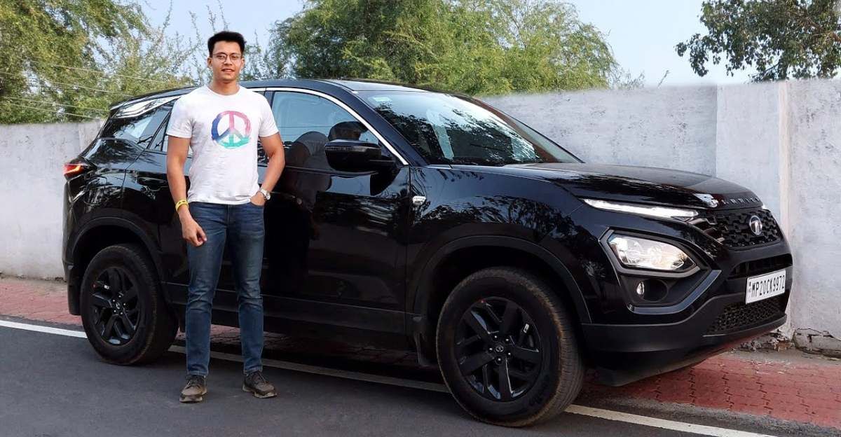 A single family owns 4 Tata Harrier SUVs: Owner explains why