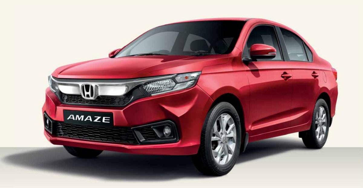 Honda Amaze Facelift launch timeline revealed