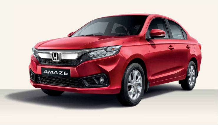 Honda starts testing Amaze CNG; May launch with the facelift [Video]
