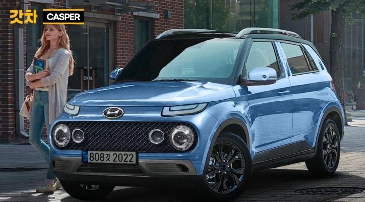 Dado antes del lanzamiento del Hyundai Casper: rivalizará con Maruti Suzuki Ignis