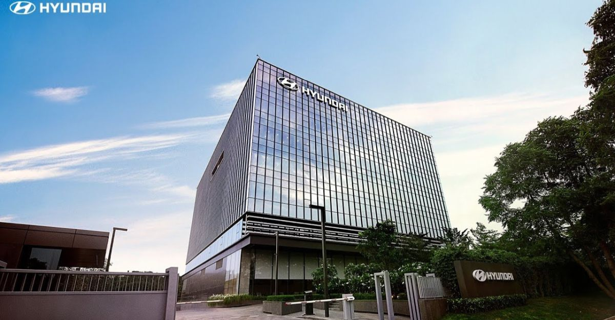 Hyundai Motor India Inaugurates their new corporate headquarters in Gurgaon, Haryana