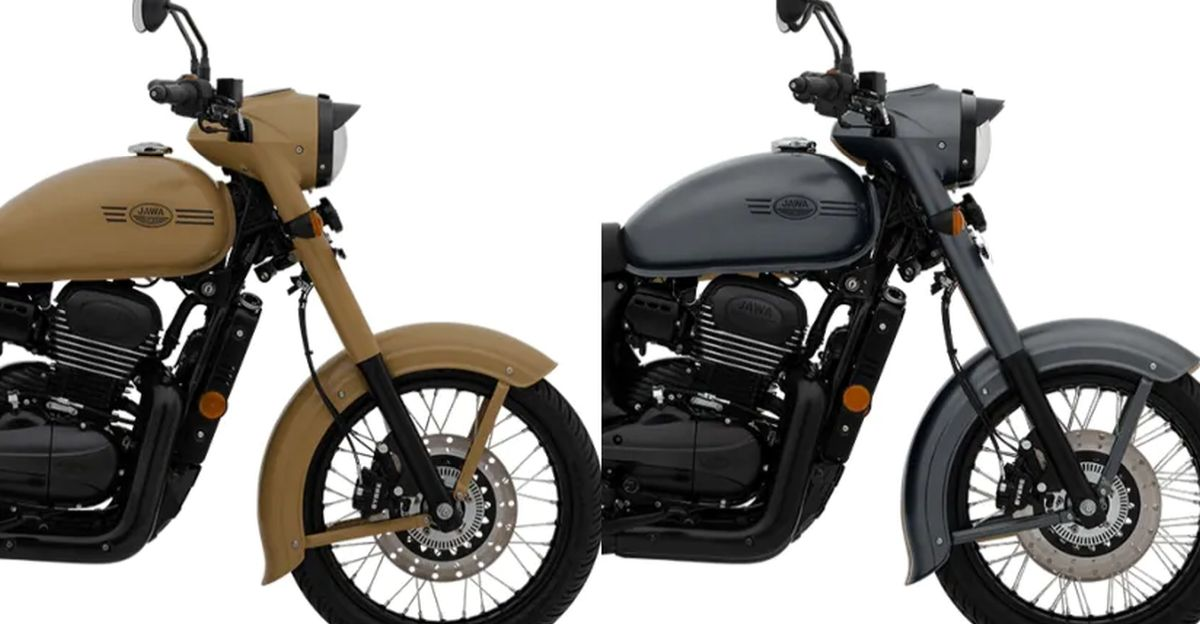 Jawa motorcycles launch two new colour options to commemorate 1971 war victory