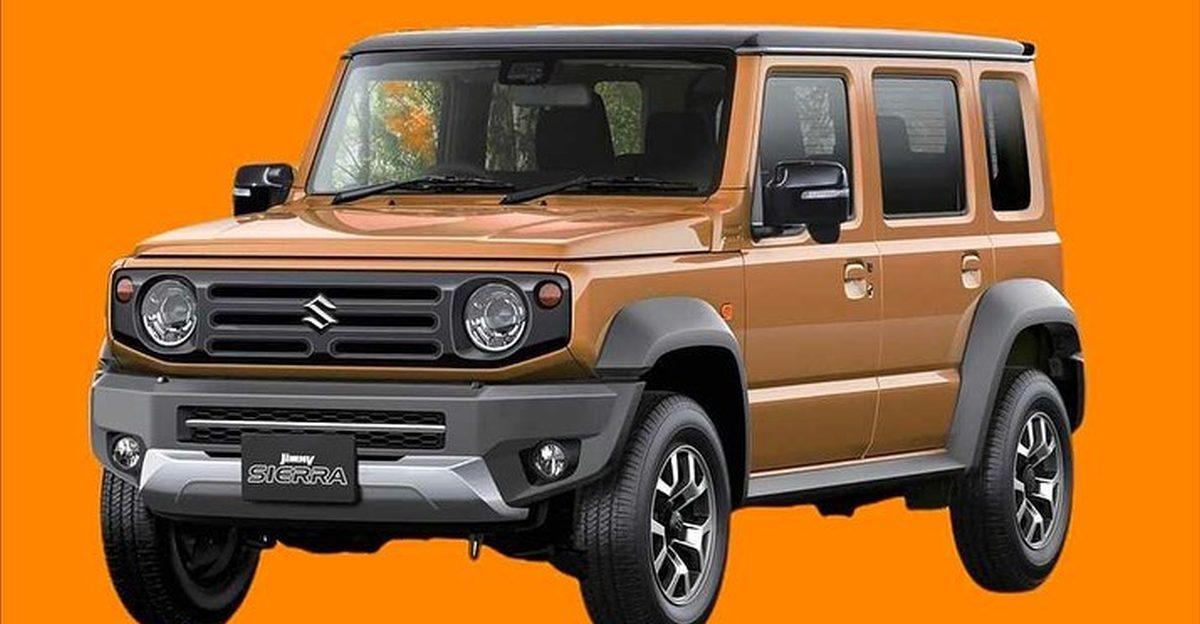 Suzuki to introduce 5-seater Jimny next year