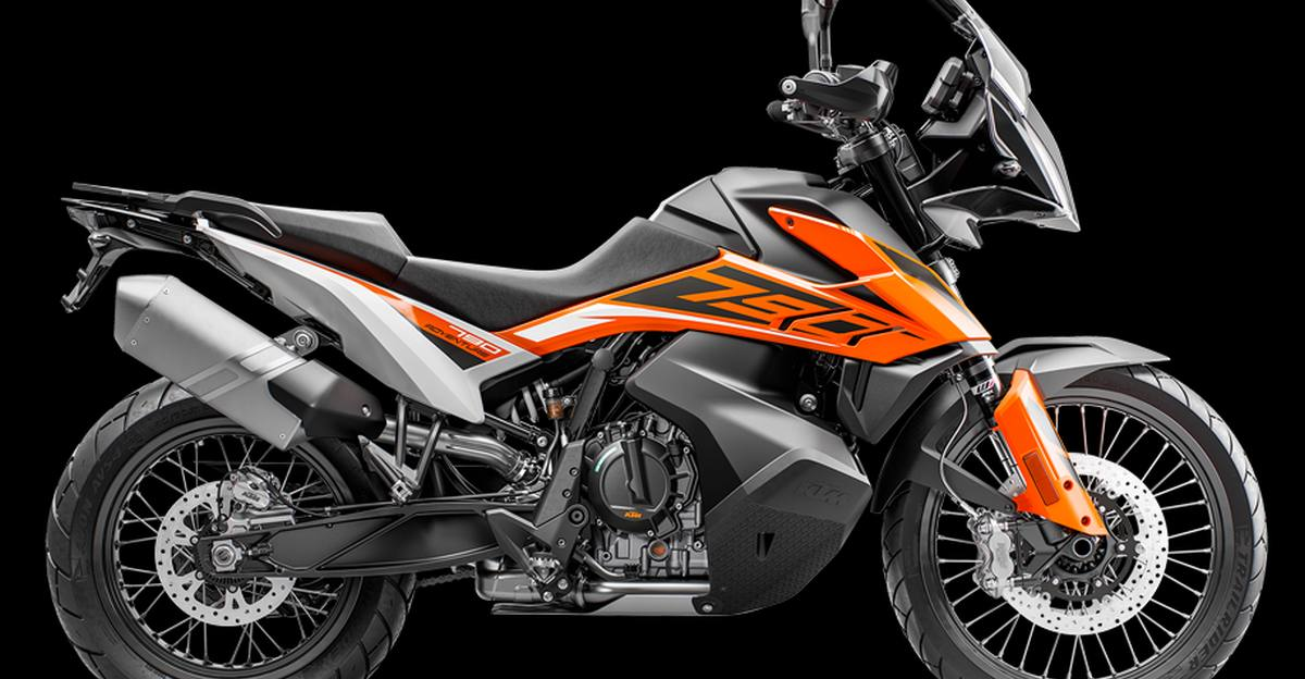 KTM Adventure 790 spied in India ahead of launch