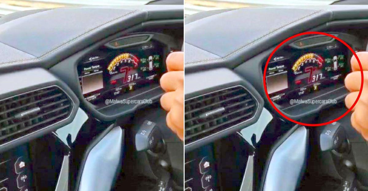Watch Lamborghini Urus hit 317 Kmph on India's fastest test track