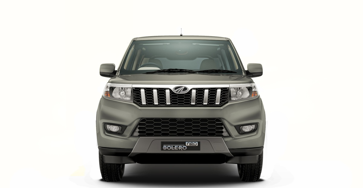 Mahindra launches the new Bolero Neo at a starting price of Rs. 8.48 lakhs ex-showroom