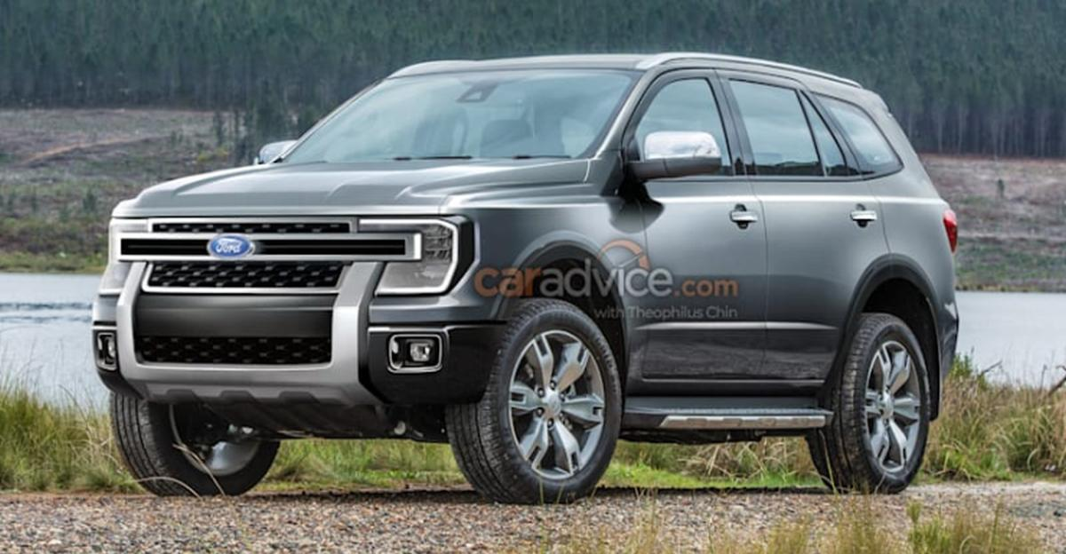 Next-gen Ford Endeavour: Engine details of upcoming SUV leaked