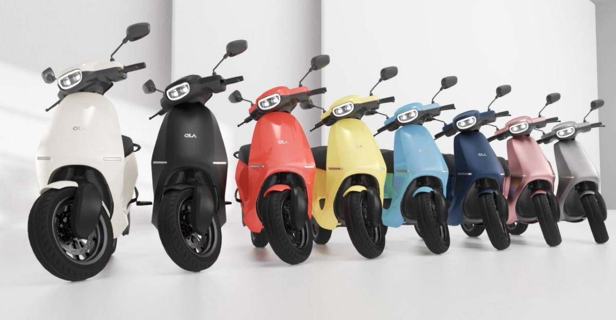 Ola S1 electric scooter launched at Rs. 99,999: Deliveries to start from October 2021