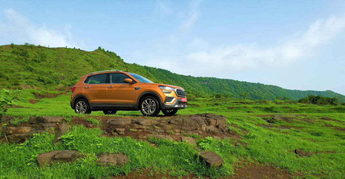 Skoda Kushaq 1.0 TSI petrol automatic compact SUV in CarToq's first drive review: Perfect to drive