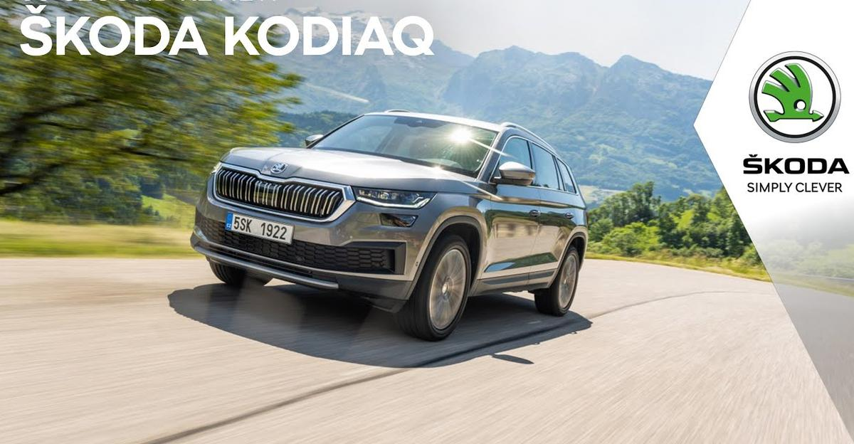 Facelifted, India-bound 2021 Skoda Kodiaq SUV: What has changed