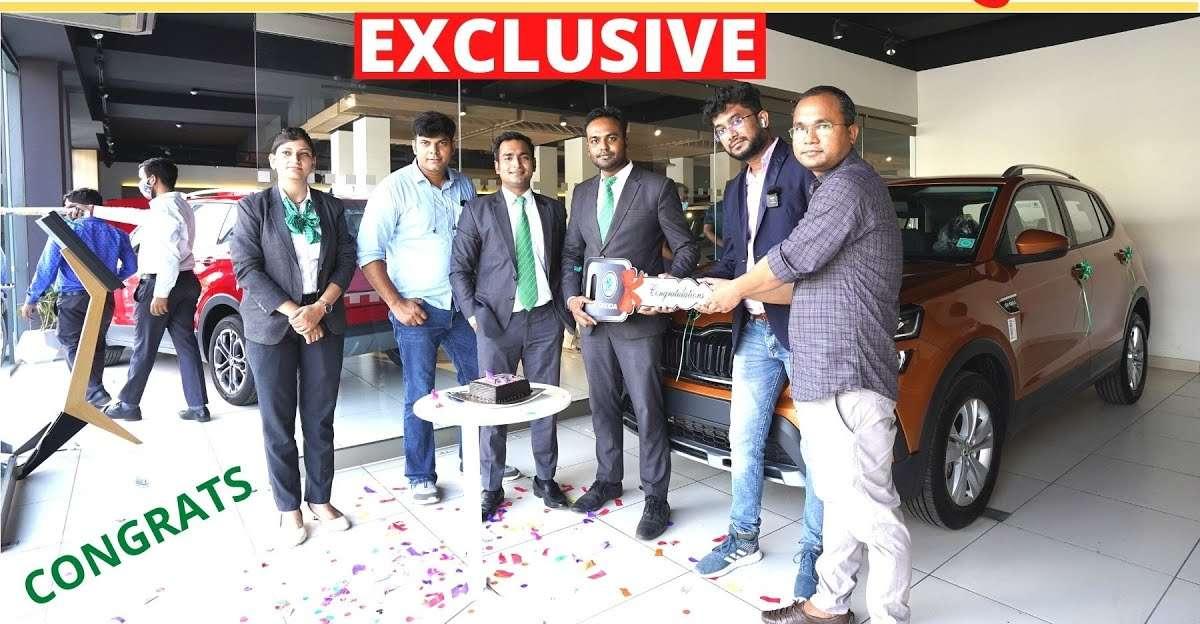 Skoda starts delivering Kushaq compact SUVs in India