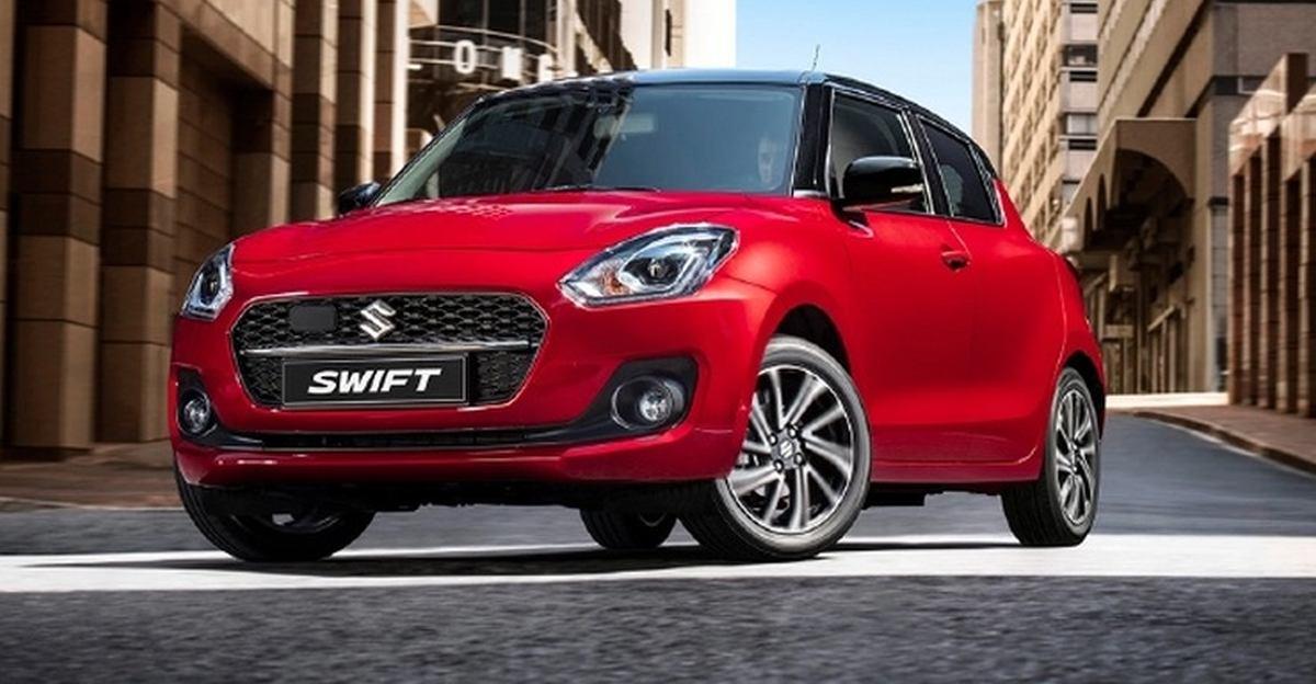 Maruti Suzuki Swift CNG spied ahead of launch