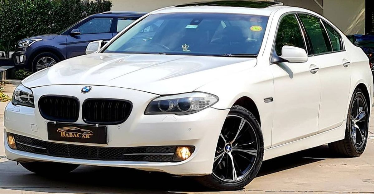 Well-maintained BMW 3 series & 5 series luxury sedans for sale: Prices start from Rs. 3.95 lakh