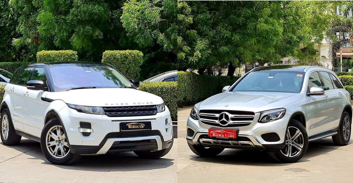 Well maintained Mercedes, BMW & Range Rover luxury cars for sale: Prices start from 12 Lakh