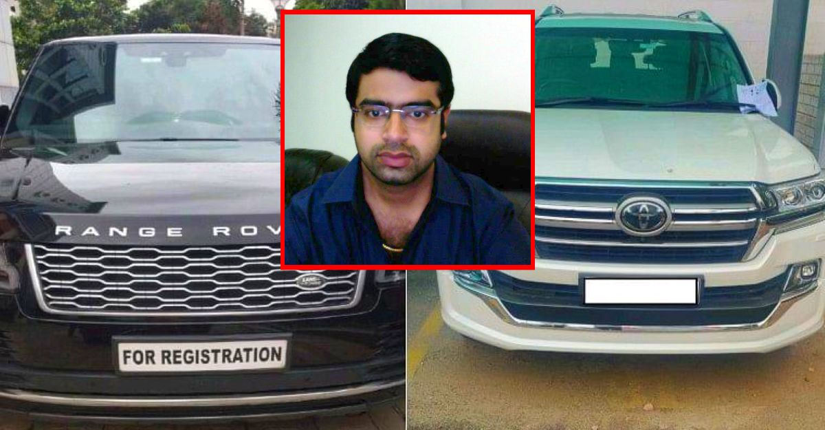 DRI arrests CEO of BigBoyToyz (BBT) for imported car scam: Toyota Land Cruiser, Range Rover & more SEIZED