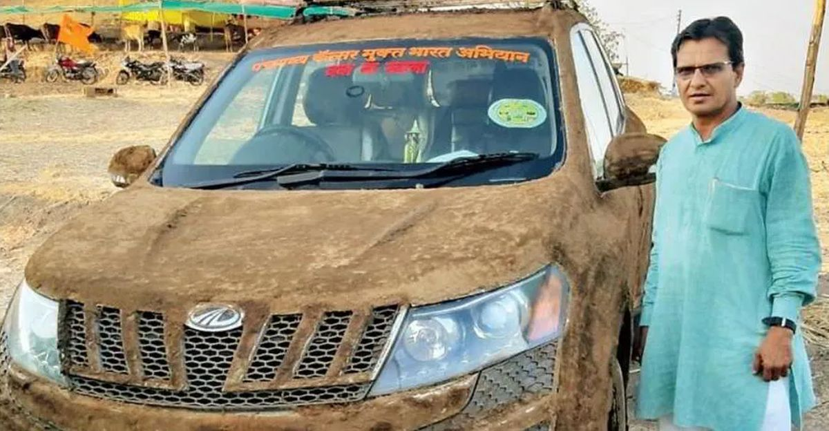 Meet the Indians cars with cow dung coat to stay 'Cool': Mahindra XUV500 to Hyundai i20
