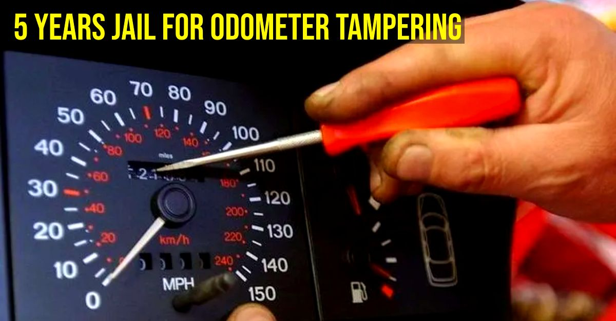 Car dealership owner jailed for five years for odometer tampering, fined 4 million US dollars
