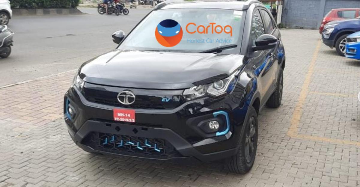 Exclusive: Tata Nexon Electric SUV Dark Edition launching soon