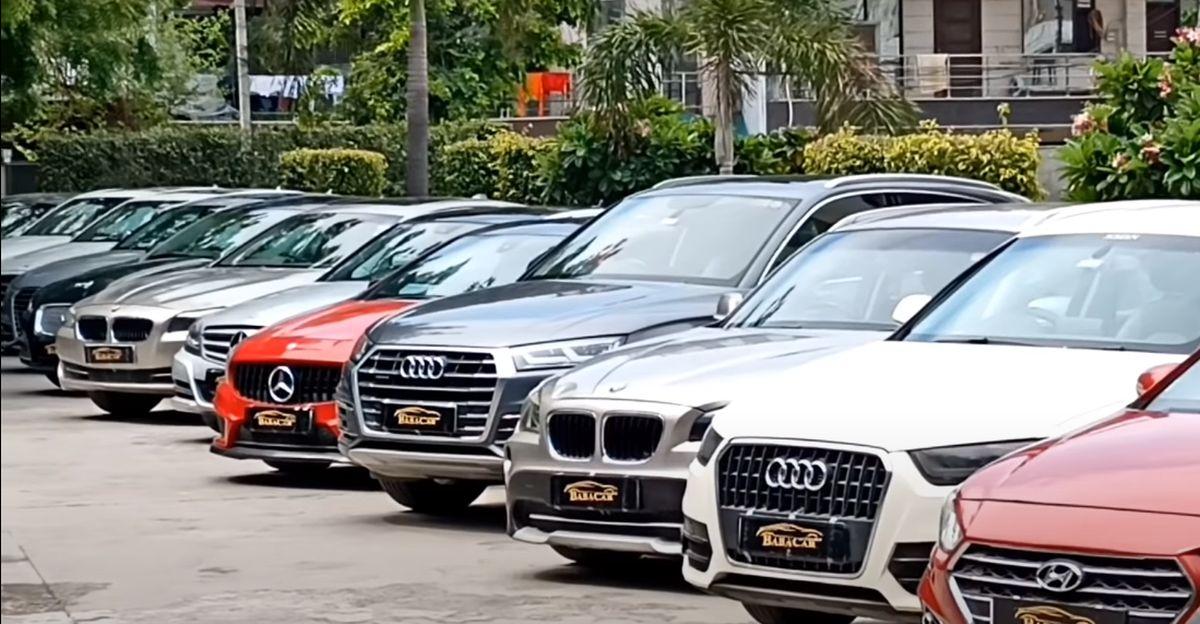 Used luxury cars starting at Rs 2.95 lakh: Audi, BMW, Jaguar & Mercedes Benz