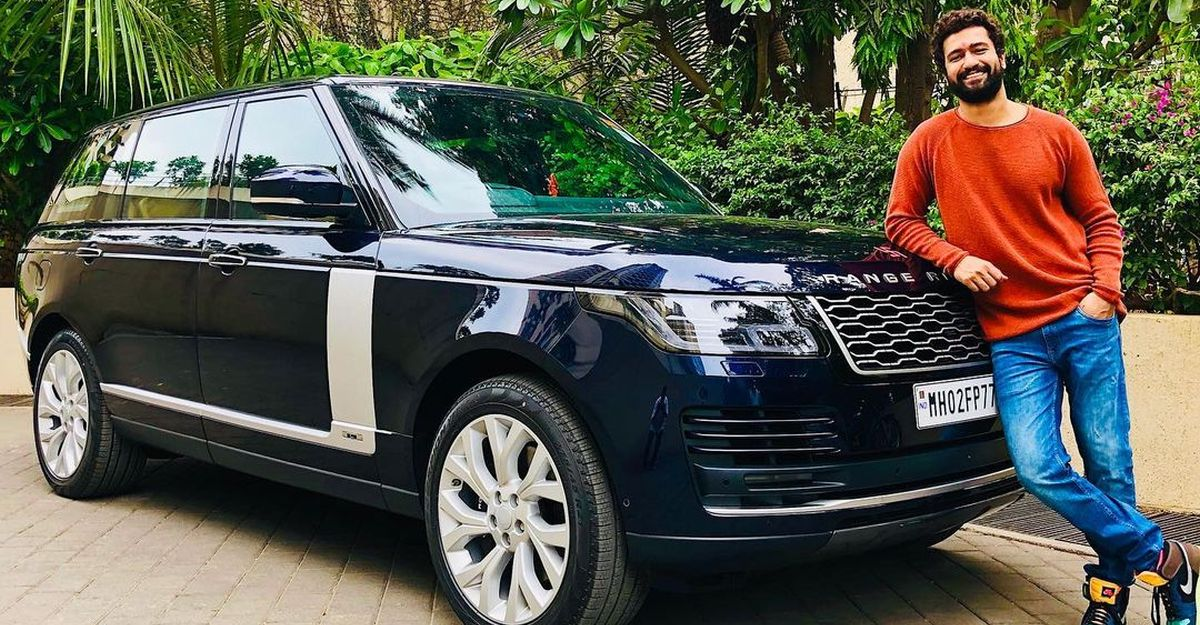 Bollywood actor Vicky Kaushal's latest ride is a multi-crore Range Rover Autobiography luxury SUV