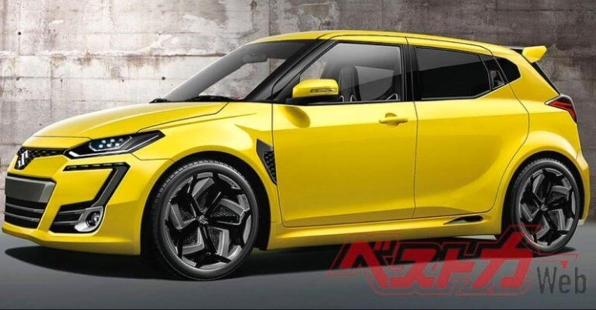 Maruti Suzuki Next-Gen Swift debut date leaked