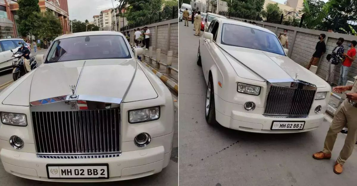 Amitabh Bachchan's ex-Rolls Royce released by RTO on payment of Rs. 5,500 fine