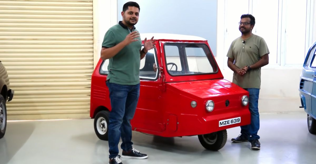 Bajaj PTV: Story behind what could have been India's cheapest car