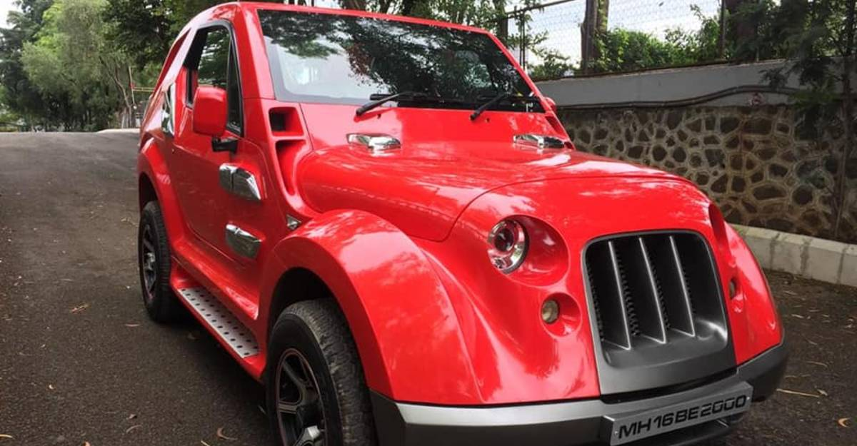 Pre-owned DC Design Mahindra Thar for sale
