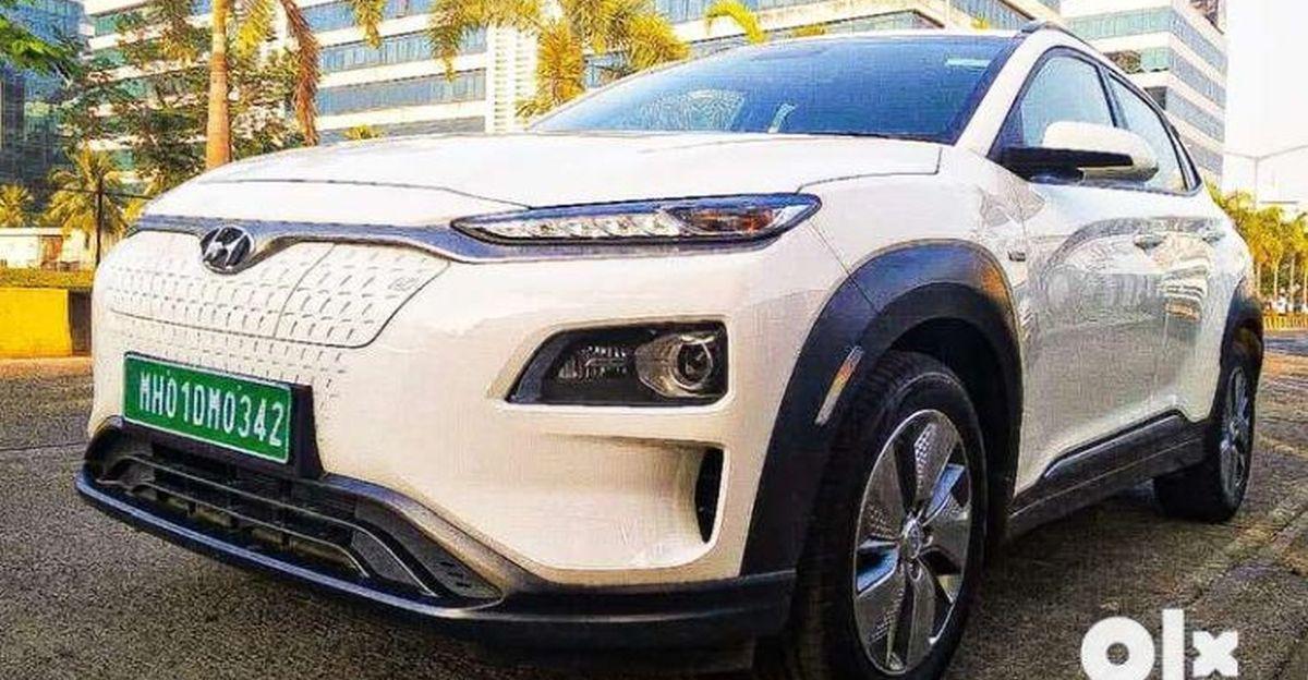 Barely used electric SUVs for sale: Tata Nexon to Hyundai Kona