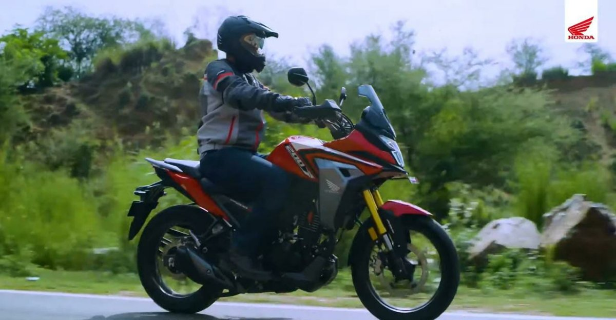 Honda CB 200X launched at Rs. 1.44 lakhs ex-showroom