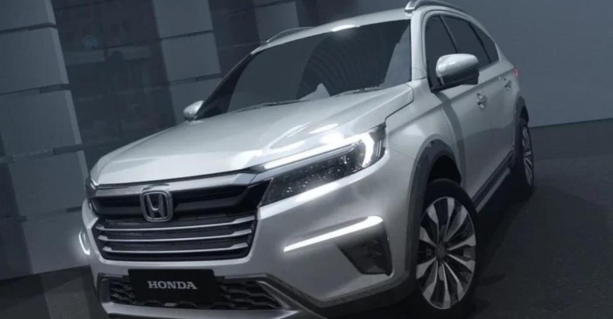 Honda confirms new SUV for the Indian market: Will rival Hyundai Creta