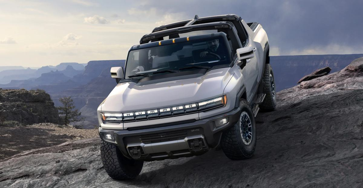 GMC brings back the Hummer in its electric avatar
