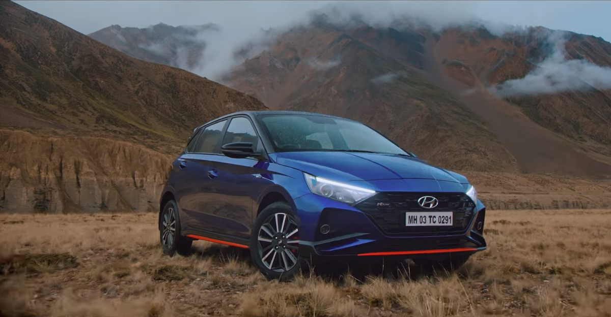 Hyundai releases new TVC for i20 N Line[Video]